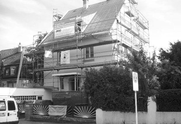 REF Dachsanierung Stuttgart 2013